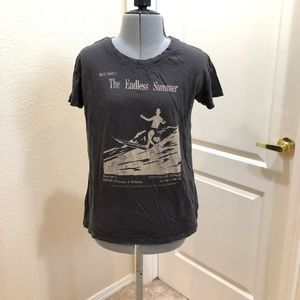 Lucky Brand soft tee BRUCE BROWN FILMS